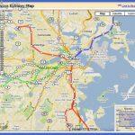 boston subway map 150x150 Boston Subway Map