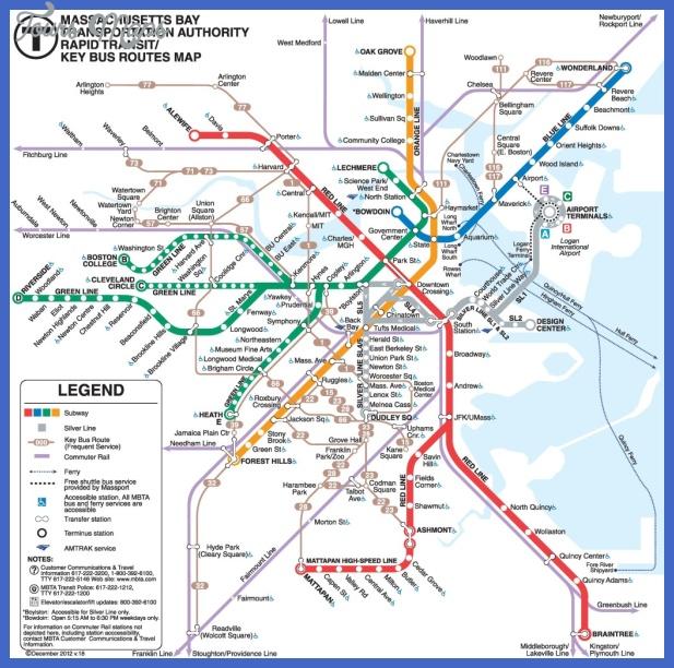 bostonrapidtransit Philadelphia Metro Map