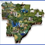brazil map tourist attractions  4 150x150 Brazil Map Tourist Attractions