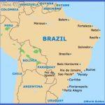 brazil map 150x150 Rio de Janeiro Map Tourist Attractions
