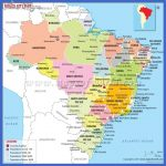 brazil map city size state 150x150 Brazil Map