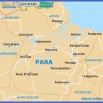 brazil para map 150x150 Brazil Map Tourist Attractions