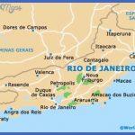 brazil rio janeiro st map 150x150 Rio de Janeiro Map Tourist Attractions