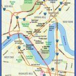 Brisbane Australia Map • View Info On Brisbane Australia Map ...