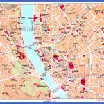 budapest map 150x150 Hungary Map Tourist Attractions