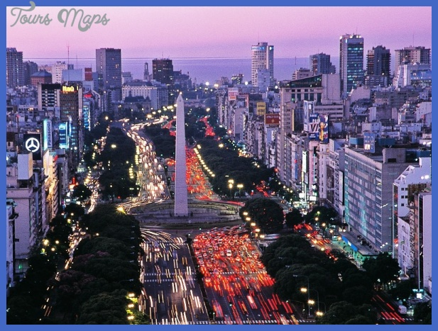 buenos aires Best countries to visit in south america