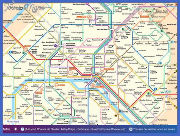 burkina faso metro map 2 Burkina Faso Metro Map