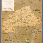 burkina faso map 150x150 Burkina Faso Map Tourist Attractions