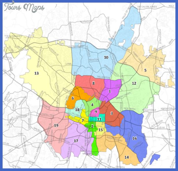 cacmap Raleigh Metro Map