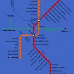 cairo subway map  2 150x150 Cairo Subway Map