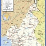 cameroon map  1 150x150 Cameroon Map