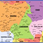 cameroon political map series vectormap a sku a7ajrv7 zoomimg 150x150 Cameroon Map