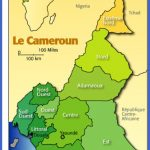 cameroun01 150x150 Cameroon Map Tourist Attractions