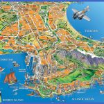 capetown tourist map 150x150 Cape Town Map Tourist Attractions