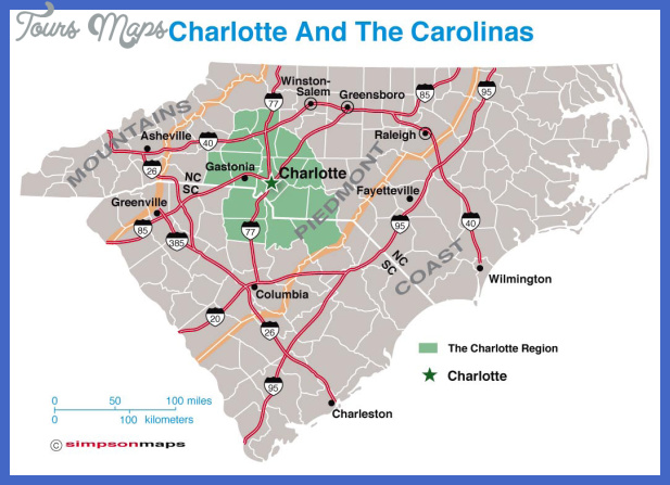 carolinassolo Charlotte Map