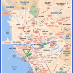carte manille monuments importants 150x150 Manila Map