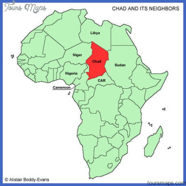 Chad Geography