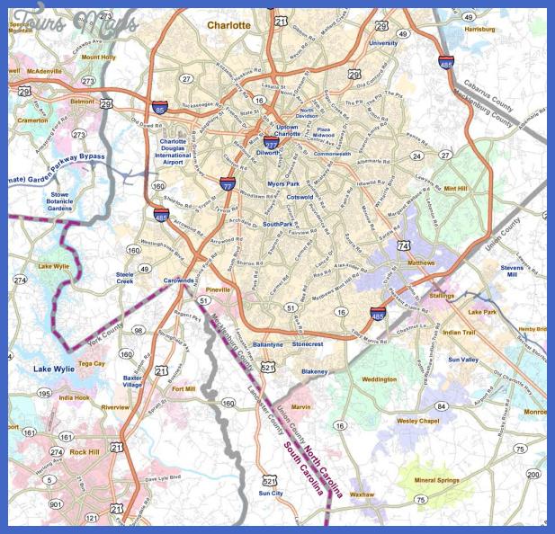 charlotteareamap 11x17 sectional1 Charlotte Map