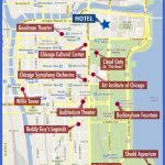 chicago conference map of attractions near hotel 150x150 Chicago Map Tourist Attractions
