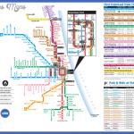 chicago subway map 0 150x150 Chicago Subway Map