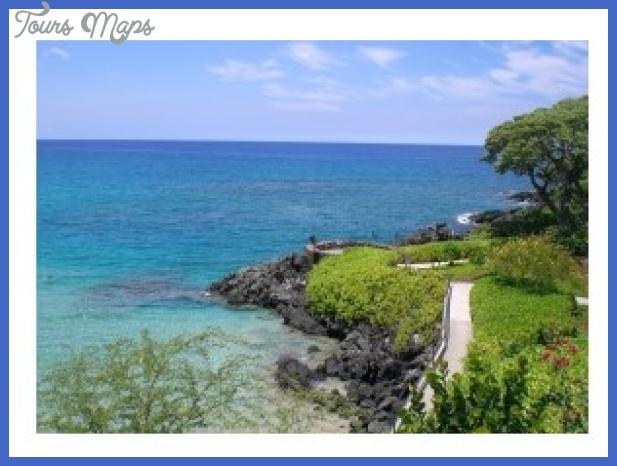 coastline Best place in Hawaii to visit