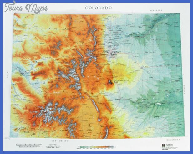 colorado springs subway map  8 Colorado Springs Subway Map