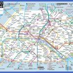 complete paris metro map 150x150 Paris Subway Map