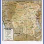 congo democratic republic map  1 150x150 Congo, Democratic Republic Map