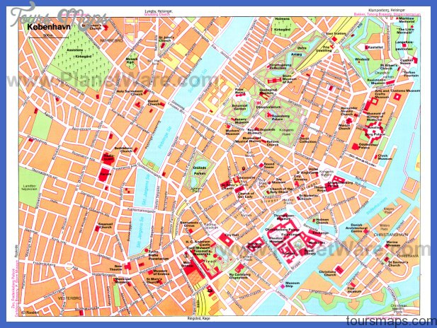 Copenhagen Map Tourist Attractions  _0.jpg