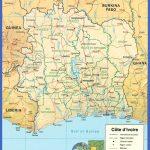 cote divoire map tourist attractions  2 150x150 Cote dIvoire Map Tourist Attractions