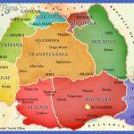 csm romania regions map 3511296634 150x150 Romania Map Tourist Attractions