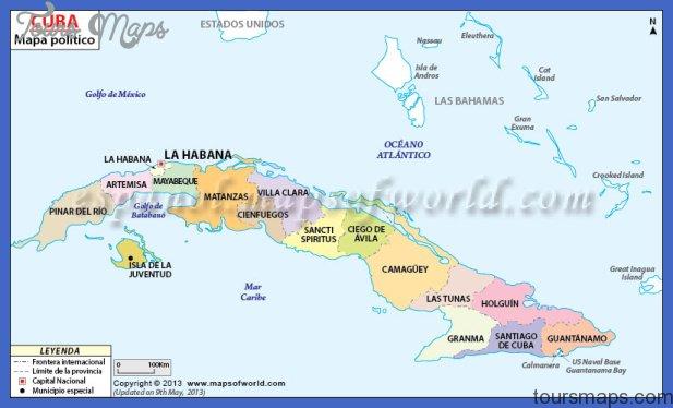 Mapa de Cuba | Metro Map | Bus Routes | Metrobus Way Map | Train ...