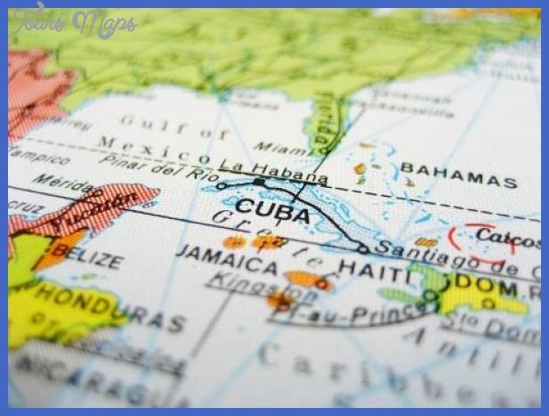 cuba subway map  1 Cuba Subway Map