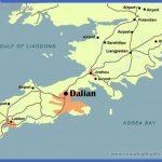 dalian location in china 1 150x150 Dalian Map Tourist Attractions