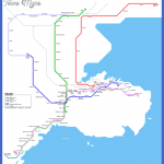 dalian metro tram map 150x150 Dalian Metro Map