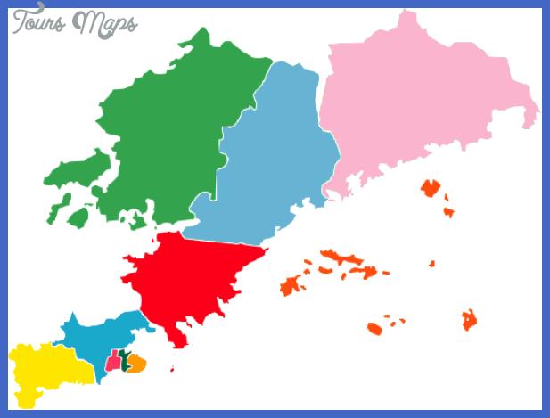 dalian map Dalian Map