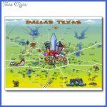 dallas texas cartoon map post card rb69f94e209524fe6a145ed73cee165fc vgbaq 8byvr 512 bg0xffffff 150x150 Dallas Map Tourist Attractions
