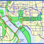 dc bike paths lanes 150x150 Lincoln Metro Map