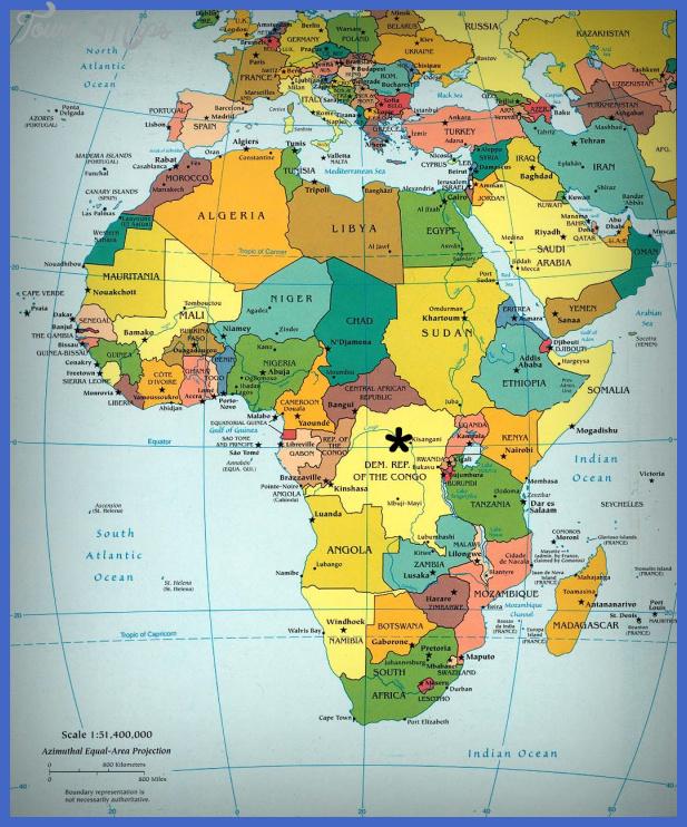 democratic republic of congo Congo, Democratic Republic Map