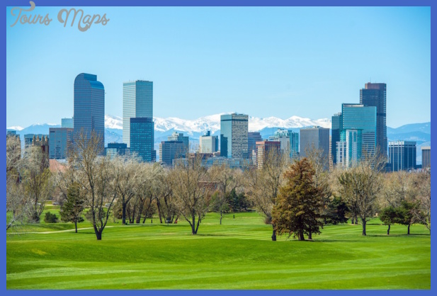 denver Best places to travel in winter in USA