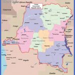 detailed administrative map of congo democratic republic 150x150 Congo, Democratic Republic Map