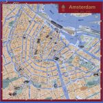 detailed tourist map of amsterdam 150x150 Netherlands Map Tourist Attractions