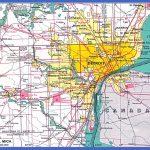 detroit 1 150x150 Detroit Metro Map