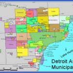 detroitmap1 150x150 Detroit Metro Map