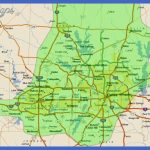dfw map 1 150x150 Dallas Fort Worth Subway Map