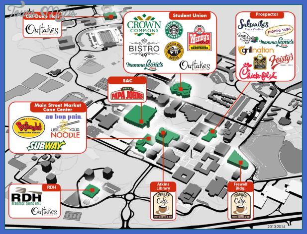 diningmap web 13 14 Charlotte Subway Map
