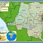 drc provinces 150x150 Congo, Democratic Republic Map