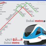 dubai metro station map by aanis ramzan d606cvt 150x150 Dubai Subway Map