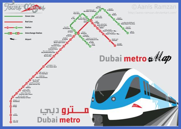 dubai metro station map by aanis ramzan d606cvt Dubai Subway Map