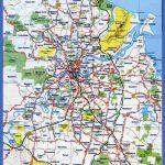 Home » Travel Maps » Australia » Brisbane » Extended Brisbane Map